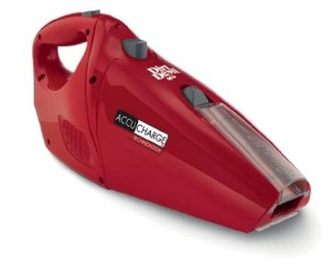 Dirt Devil Accucharge Cordless Handheld Vacuum