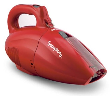 Dirt Devil Scorpion Handheld Vacuum For Cars
