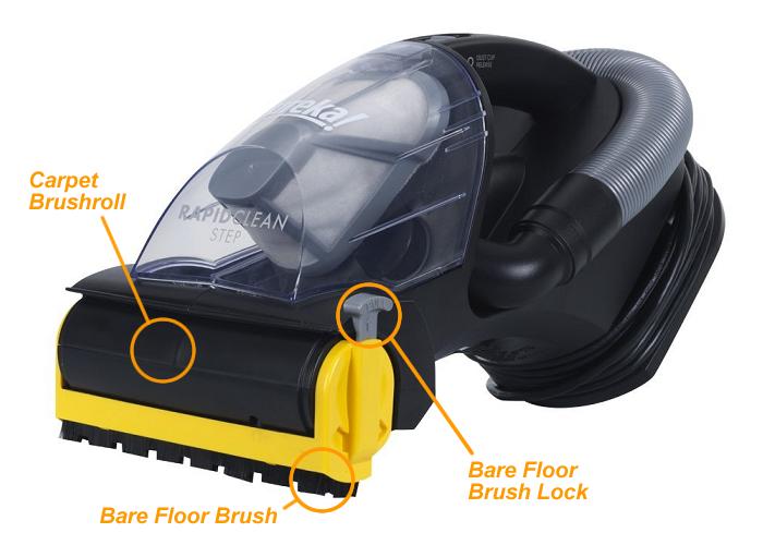 Eureka RapidClean 41A Handheld Vacuum