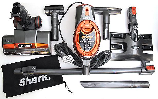 Shark Rocket HV302 Accessories