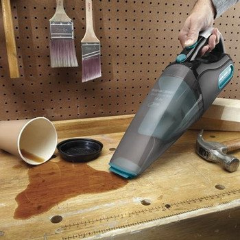 Black & Decker CWV1408 Wet Dry DustBuster