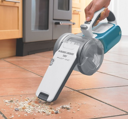 Black & Decker Pivot PHV1810 Handheld Vacuum