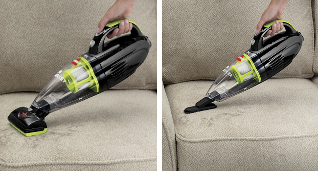 Bissell Pet Hair Eraser 1782 Cordless Handheld Vacuum Review